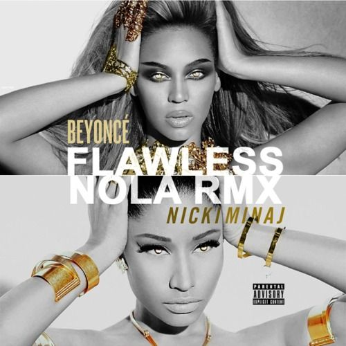Beyonce & Nicki Flawless Remix by Took additional vocals: Kid Fury & Fly Boy Keno @ Nolabounce New Orleans Bounce On Facebook: on.fb.me/1llyTc3 Nolabounce.com