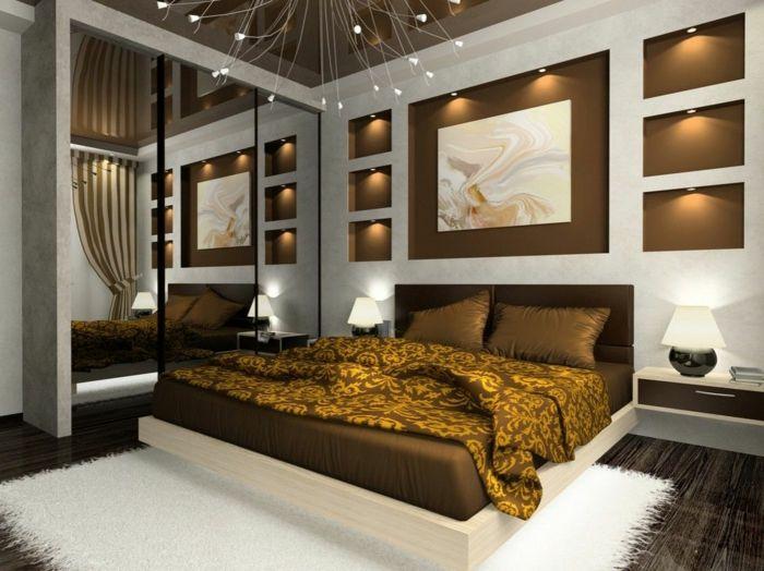 ▷ 1001 + Ideen für Feng Shui Schlafzimmer zum Erstaunen - schlafzimmer ideen weis modern