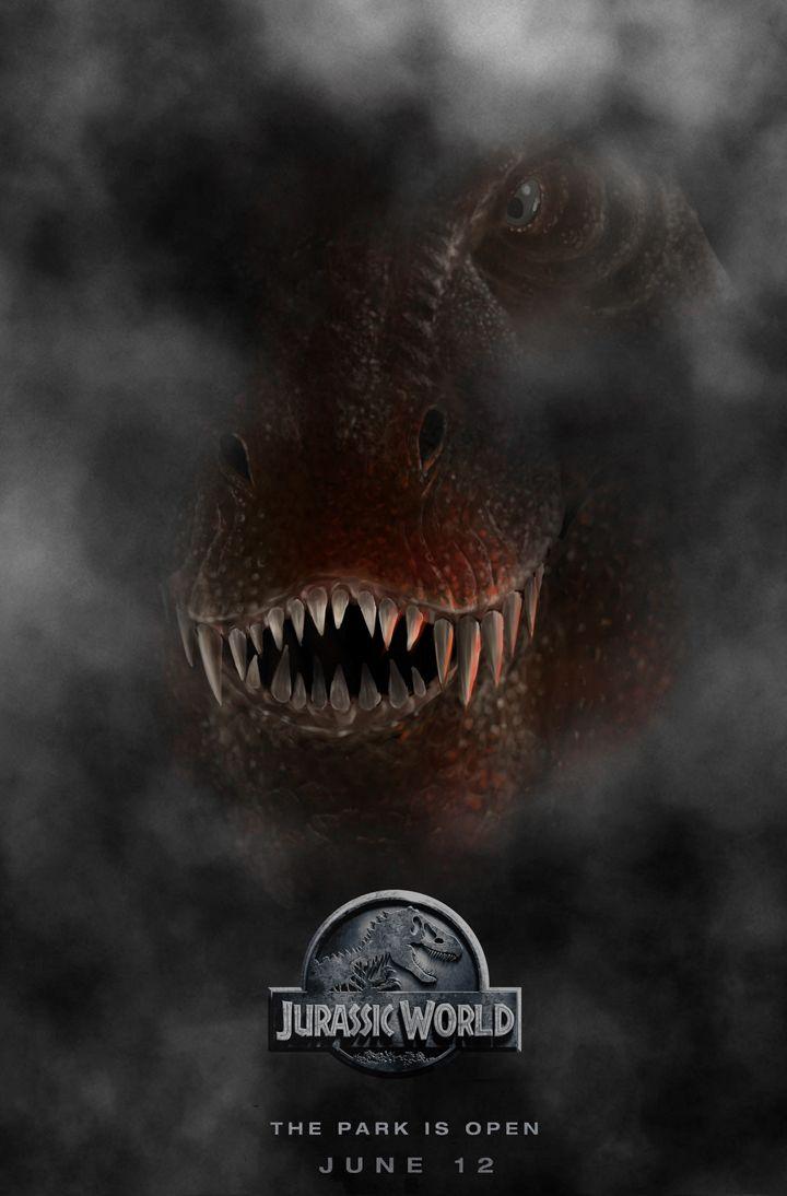 Jurassic park card 3 by chicagocubsfan24 on deviantart - Jurassic World T Rex Poster 1 By Sentinelprime99 On Deviantart