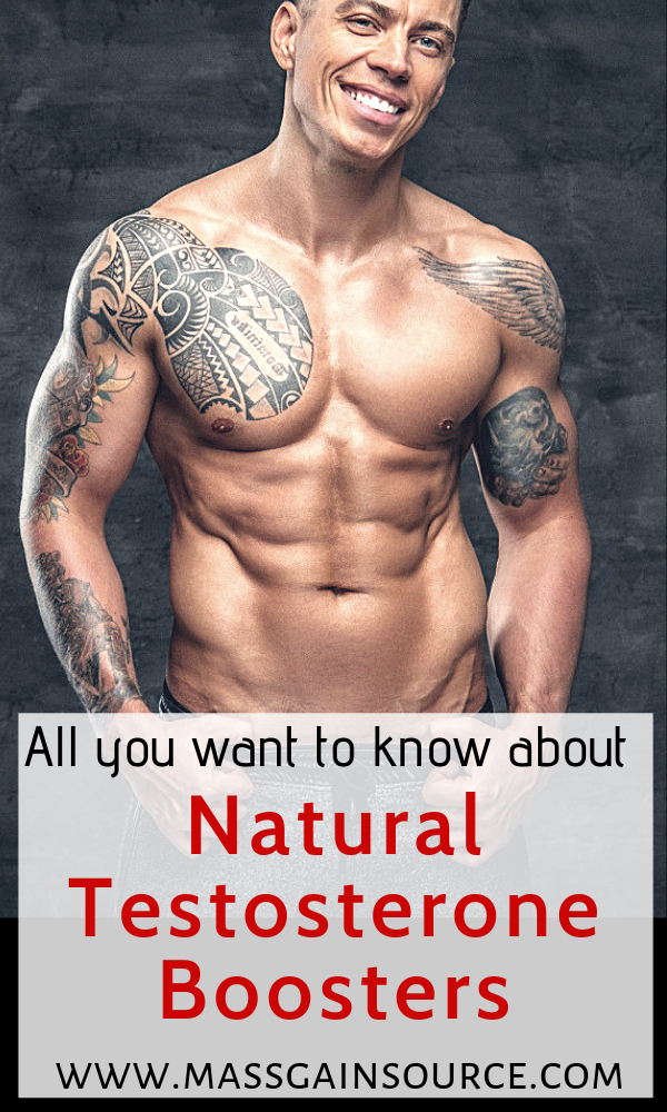Natural testosterone boosters do they work