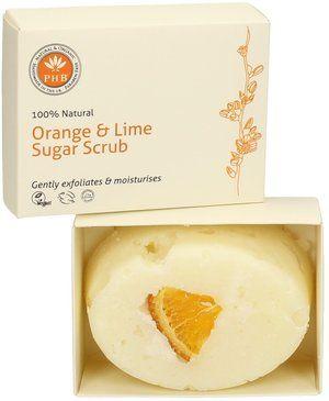 Sugar Scrub Orange & Lime