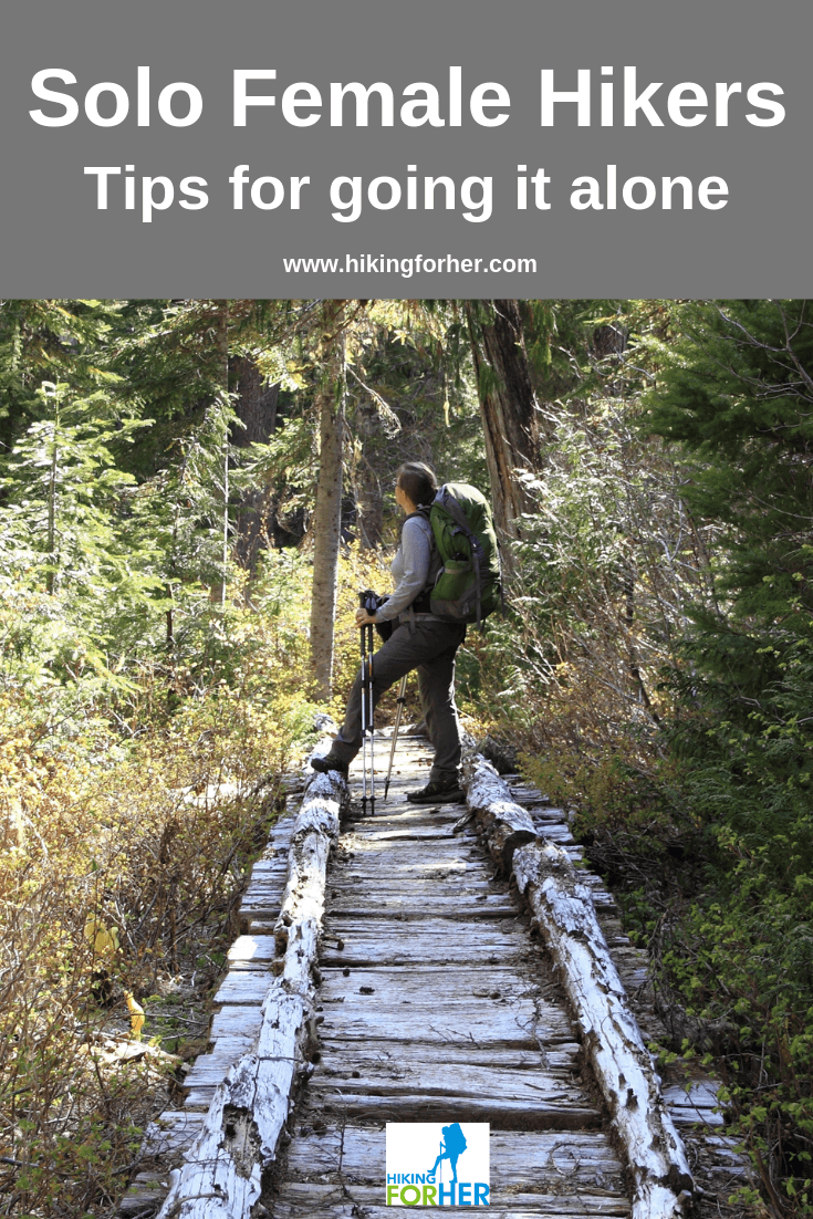 Photo of Solo Hiking Tips: How To Stay Safe On Any Trail As A Female Hiker