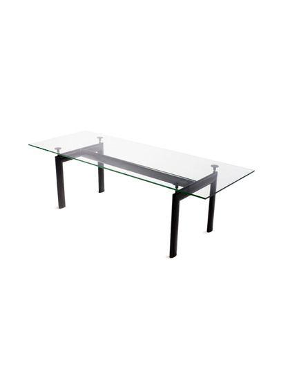 Bauhaus Table Lc6 table, Table, Bauhaus design