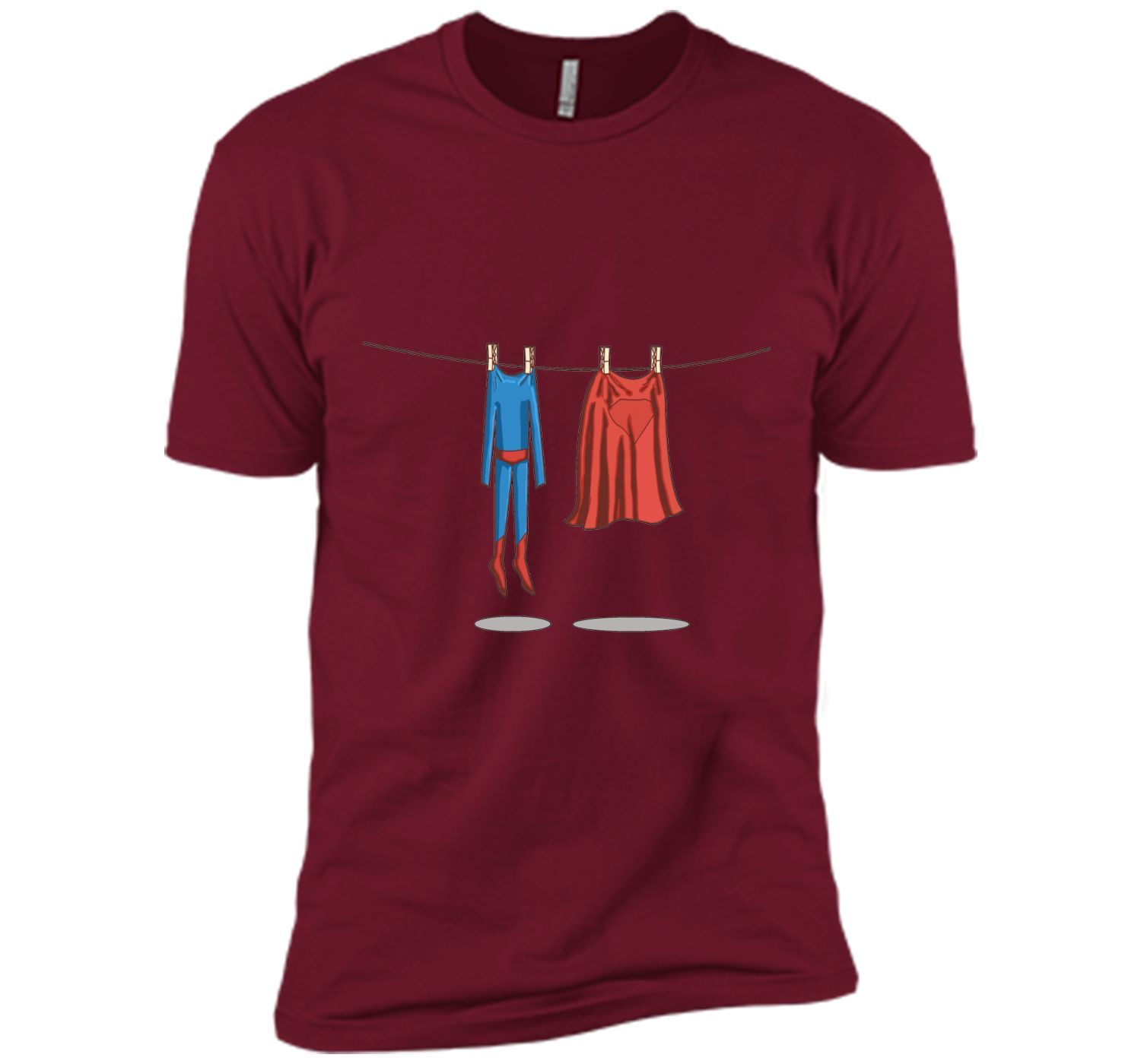 Super laundry tshirt