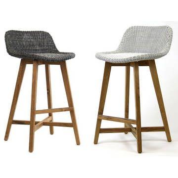 Eco Chic Indoor Outdoor Furniture L Outdoor Bar Stools L Bar Stool