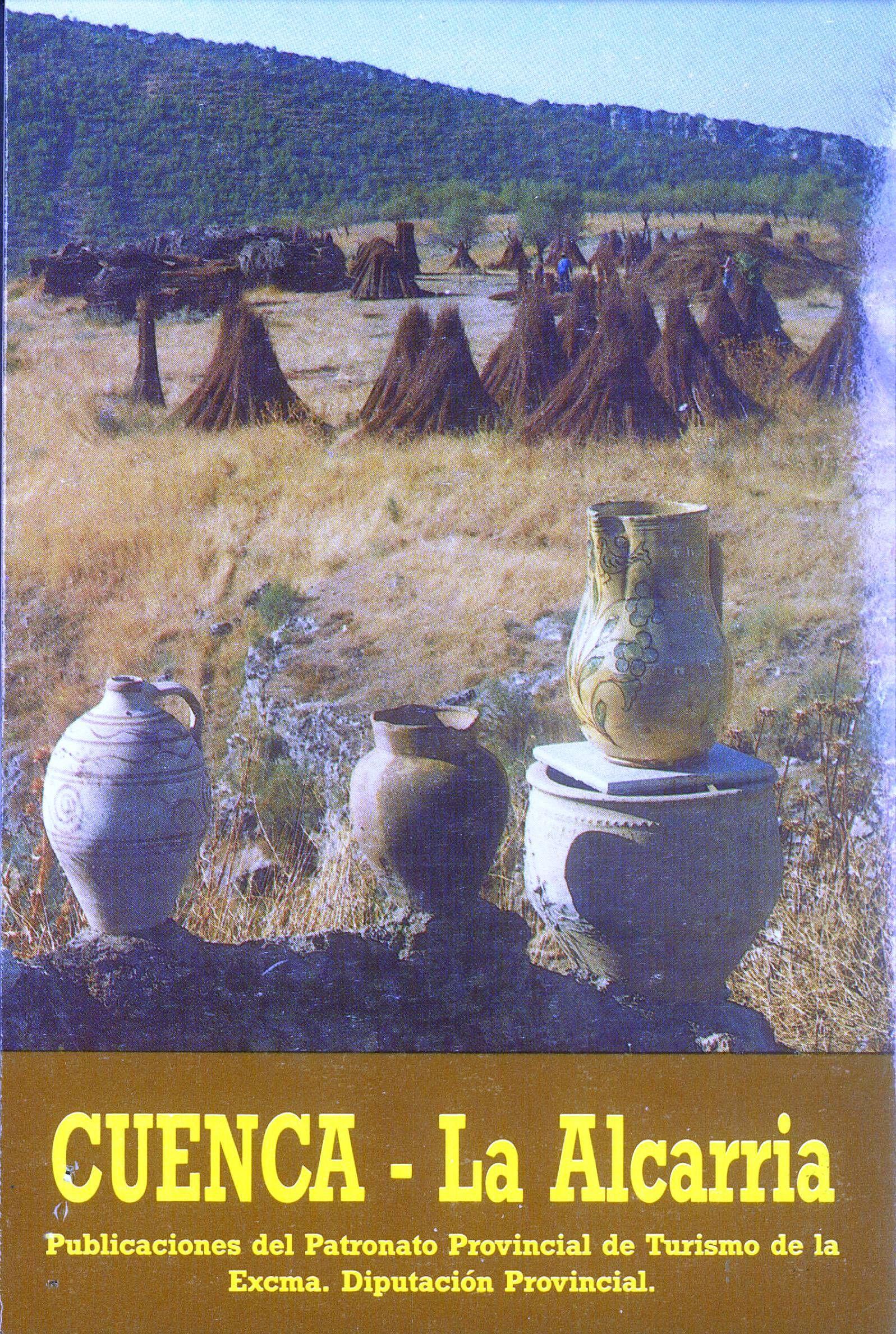 Tarjeta postal de La Alcarria conquense editada por el Patronato Provincial de Turismo de la Diputación Provincial de Cuenca, 1988. #Cuenca #AlcarriaConquense #Turismo #DiputacionProvincialCuenca