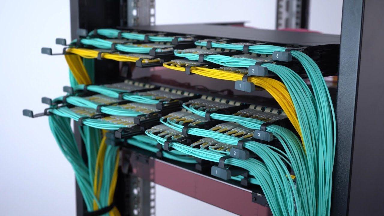 144 Fiber Fhx 1u Fiber Enclosure For 40g 100g Cabling Fs Com Fibre Optics Fiber Enclosure
