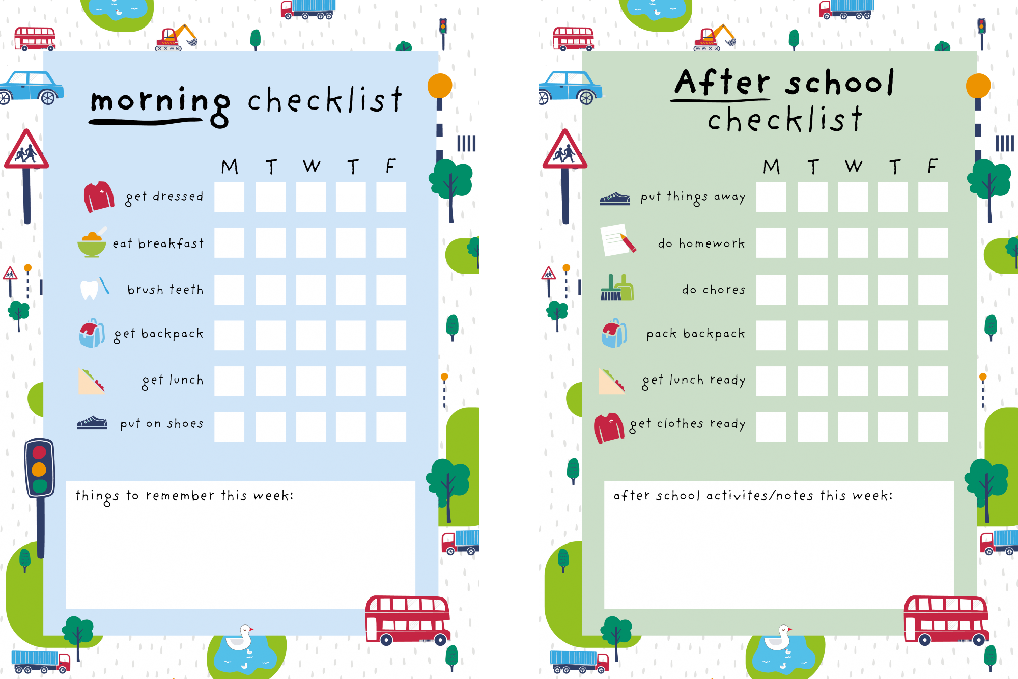 Establish A Great Before And After School Routine With Our