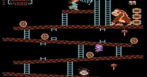 Donkey Kong Atari 5200 Donkey Kong Atari 5200 Arcade