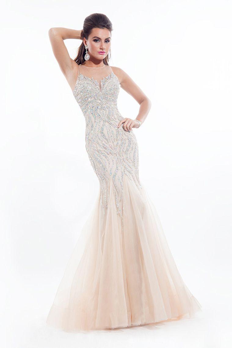 Fully Beaded Prom Dresses 2015_Prom Dresses_dressesss