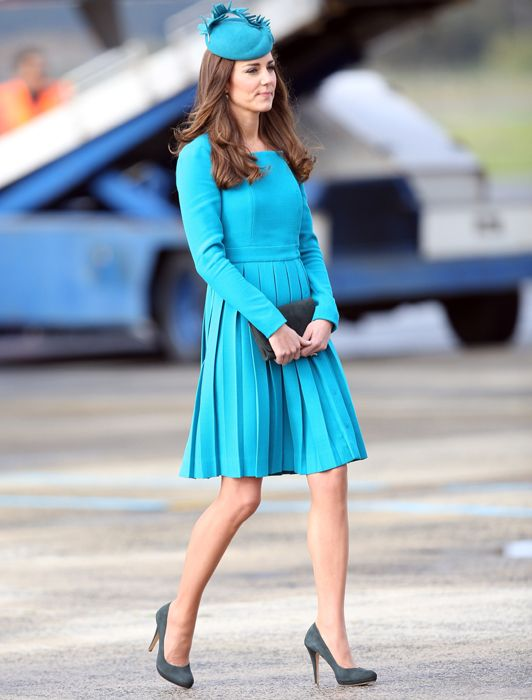 Royal Tour 2014: Duchess of Cambridge Style Watch II.