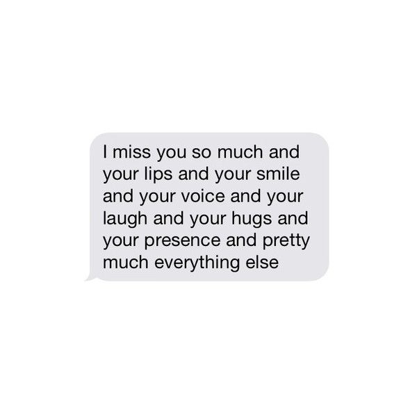 I miss your text messages quotes