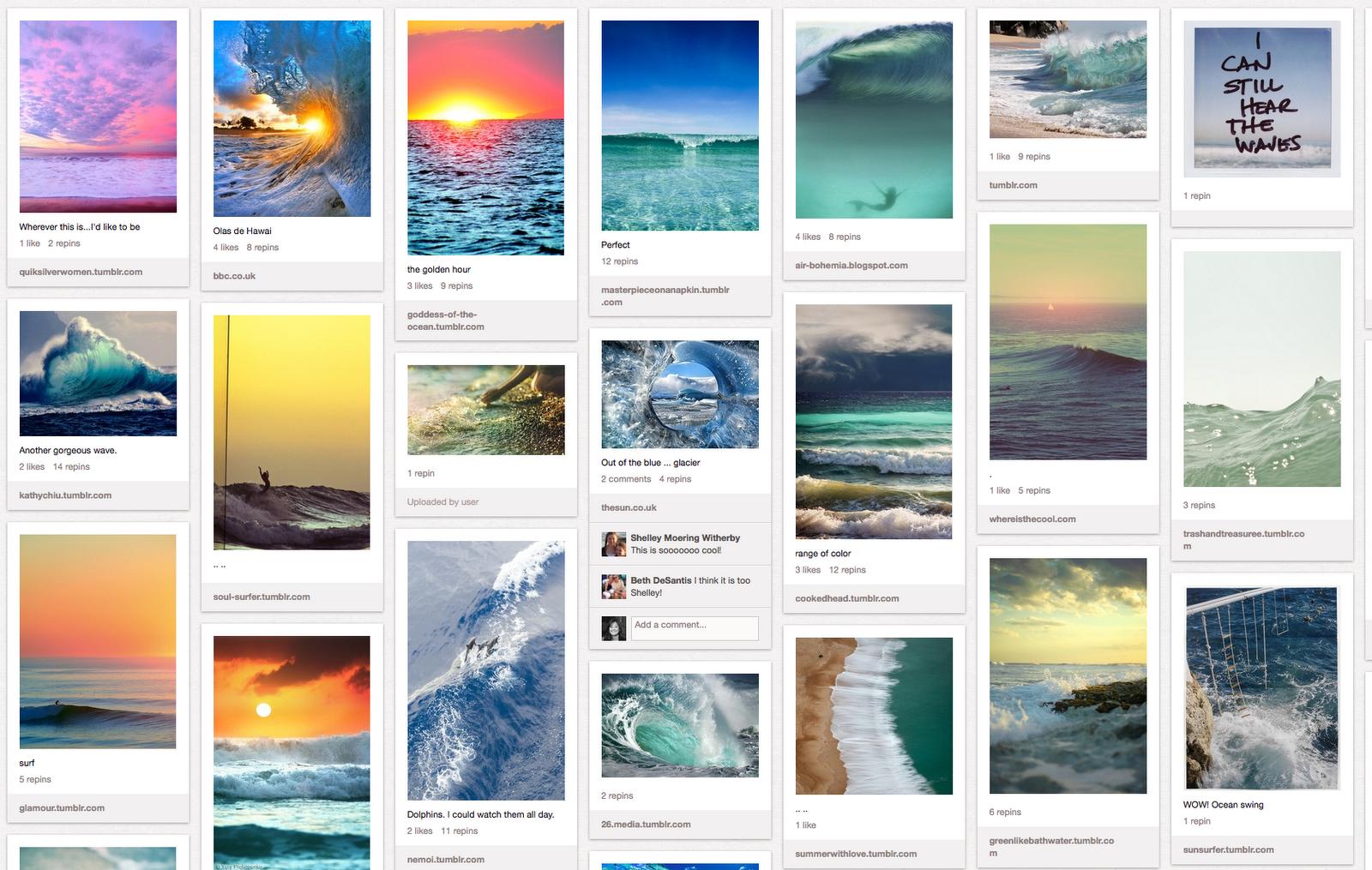 Pinterest | Activity Streams | YO STATUS – Social News