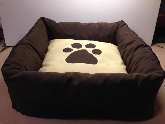 hundebett 2 bauanleitung zum selber bauen selber machen. Black Bedroom Furniture Sets. Home Design Ideas