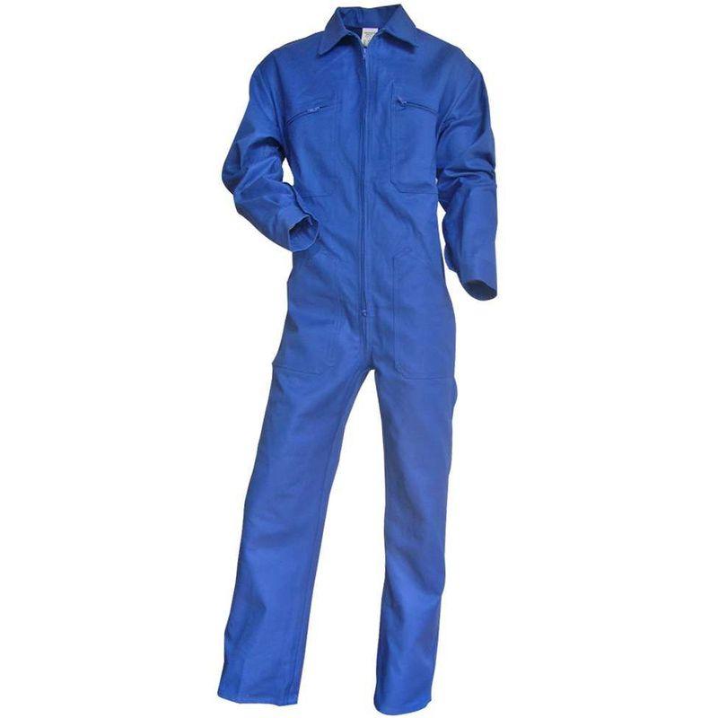 Qualitex BW 240 Salopette de travail Bleu Kornblau M