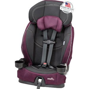 Evenflo Chase Lx Booster Car Seat Reese Baby Car Seats Best