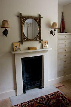 small fireplaces - Google Search   Kitchen   Pinterest   Small fireplace