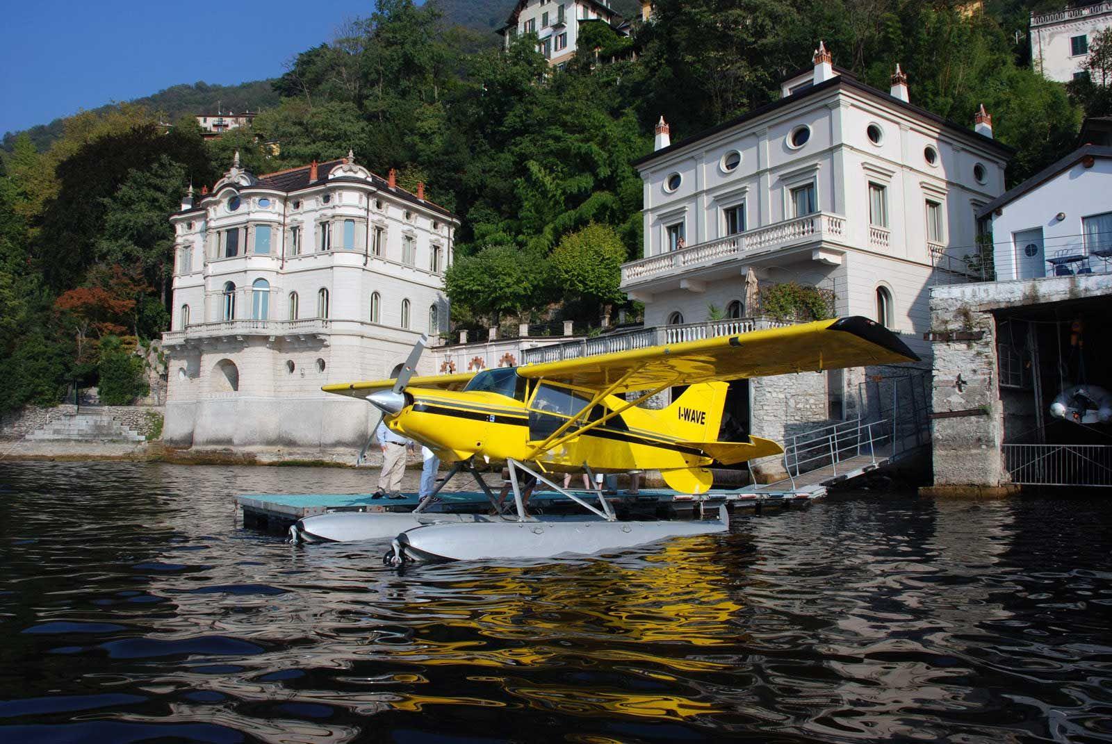 Aero Club Como | Lake como, Italy, Tourism