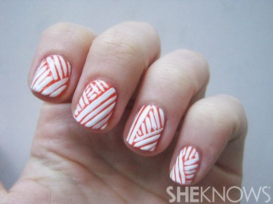 Countless cool nail designs to inspre your next mani mummy countless cool nail designs to inspre your next mani mummy wrapped nail design prinsesfo Image collections