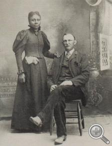 Charles and Hester Meehan. (Photo credit: Catherine Meehan Blount)