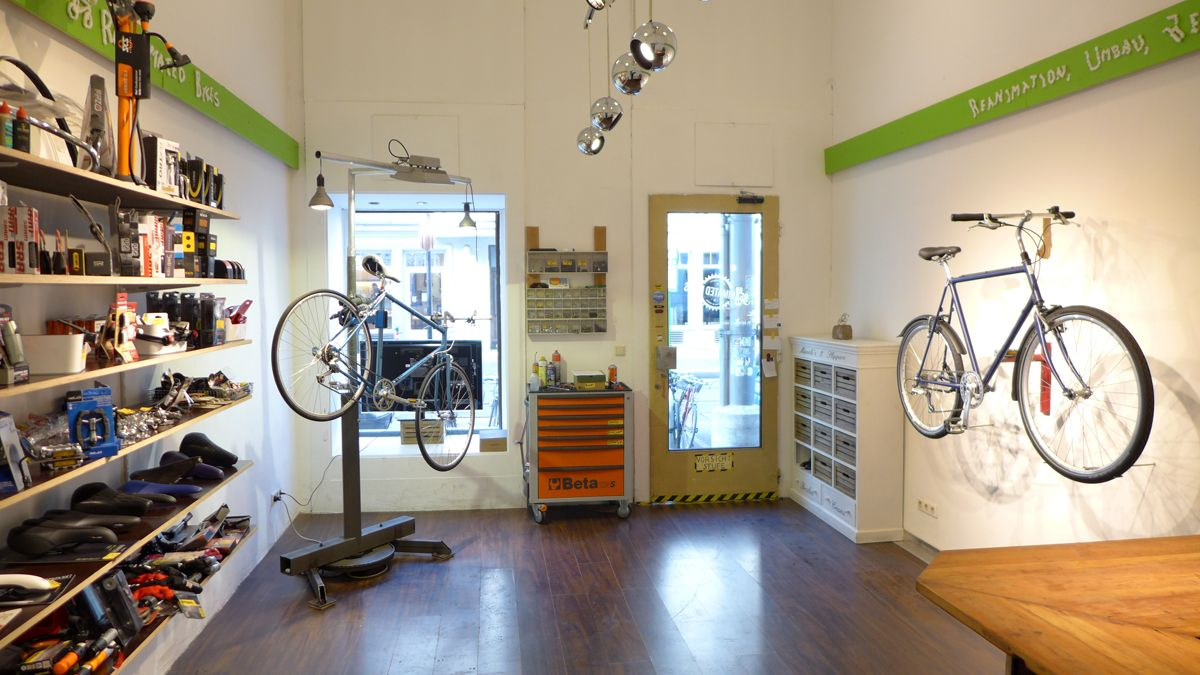 reanimatedbikes BICYCLE SHOP Westbahnstr 35, 1070 Vienna