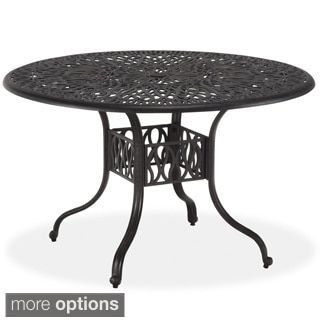 Shop for Home Styles Floral Blossom 42-inch Round Dining Table. Get free shipping at Overstock.com - Your Online Garden