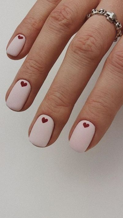 50+ Gorgeous February Nail Designs & Trends 50+ Go