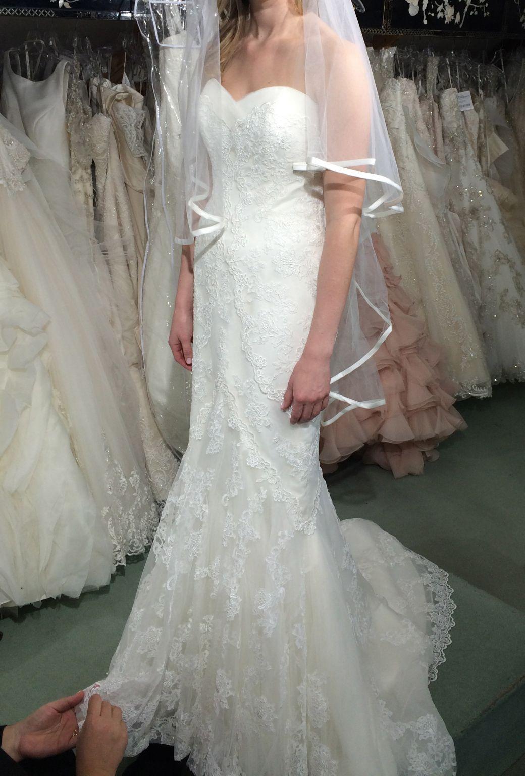 La Sposa MULLET, $900 Size: 4 | New (Altered) Wedding Dresses ...