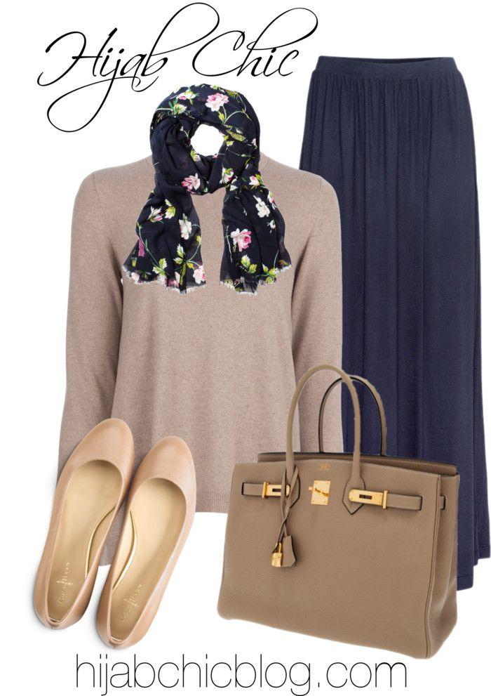 Hijab Fashion: Juicy Couture scarve