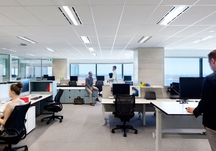 Boston consulting group office by carr design group perth for Design consultancy boston