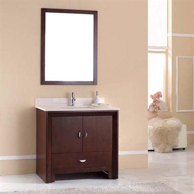 TidalBath KDOE-3760 Kodo 37-in Bathroom Vanity *Vanities