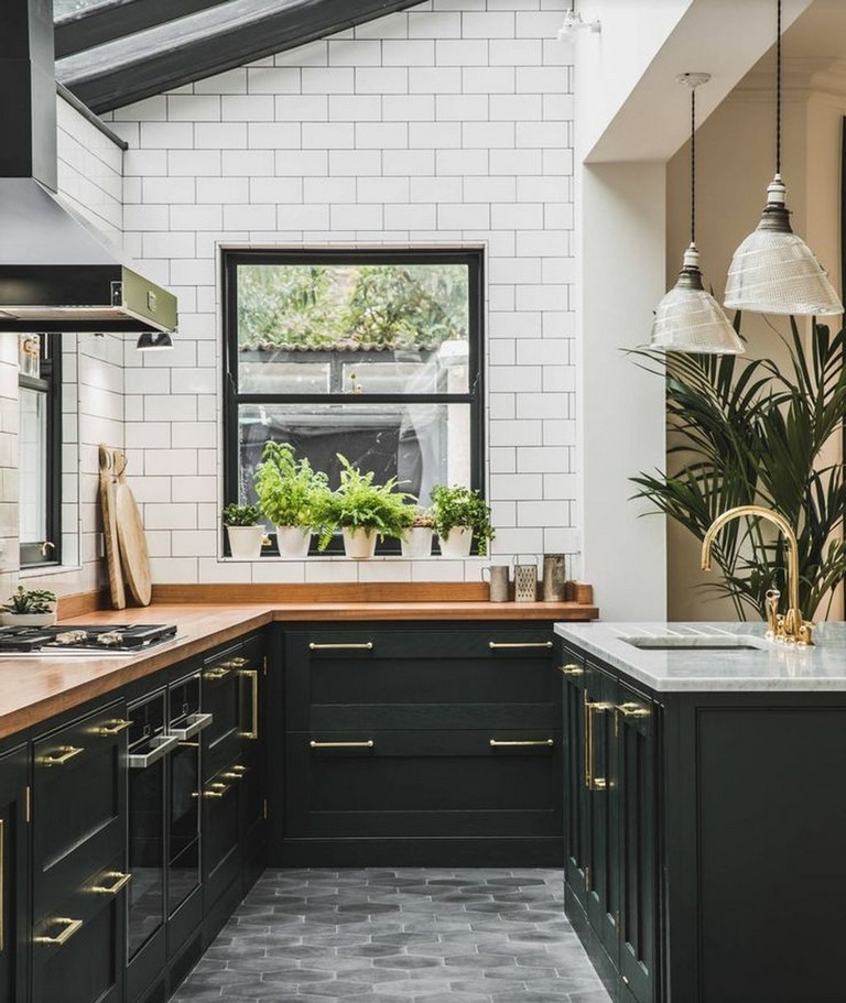 40 Interesting Kitchen Design Inspirations You Must See Kitchen