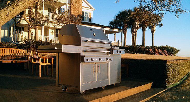 Kalamazoo Outdoor Gourmet Hybrid Fire Grill Fire Grill Outdoor Outdoor Grill