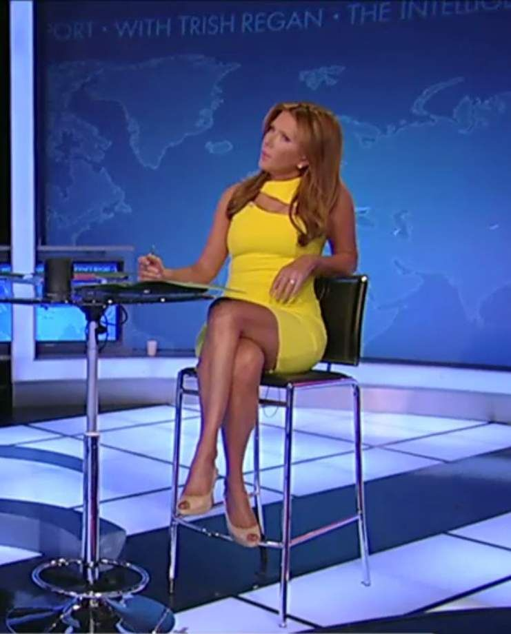 Trish Regan Sexy Trish Regan | N...