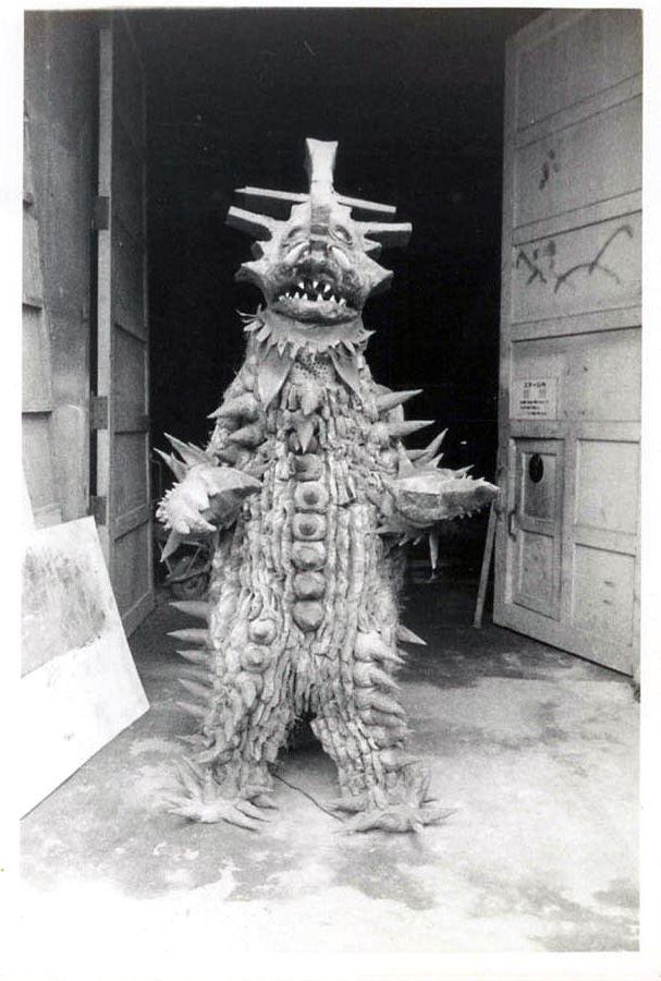 ウルトラマンa 地獄超獣マザリュース 怪獣 怪人 失望