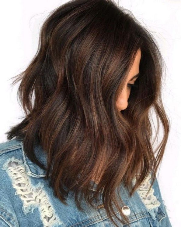 60 Best Gorgeous Chocolate Brown Hair Color Styles Designs ...