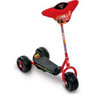 Patinete Bandeirante Cars 2, uma diversão para seu filho.    O patinete infantil com a tradição da Brinquedos Bandeirante.