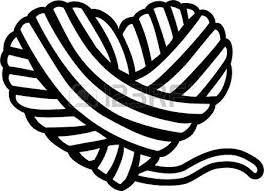 Resultado de imagen para ovillo de lana dibujo  9b29b821558