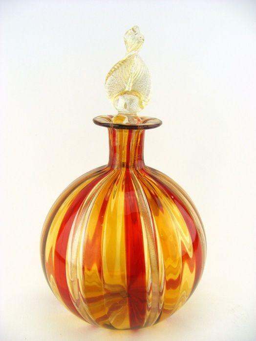 Catawiki online auction house: Murano glas - stolpvaas Gabriële Urban