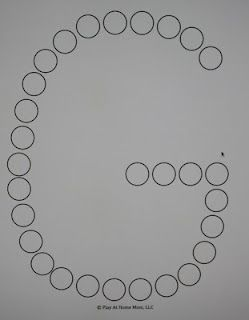 Letter/Number Printablesl. this would be good to use for patterning