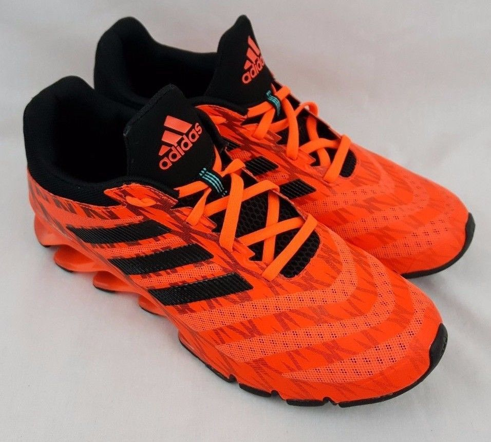 sale retailer 51bf6 0026d adidas Performance Springblade IGNITE M Red Running Men's ...