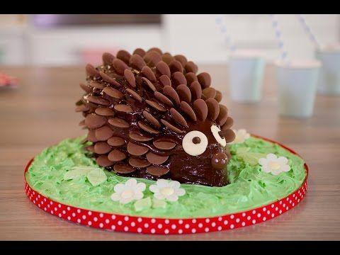 I love this chocolate hedgehog cake that would be amazing to make