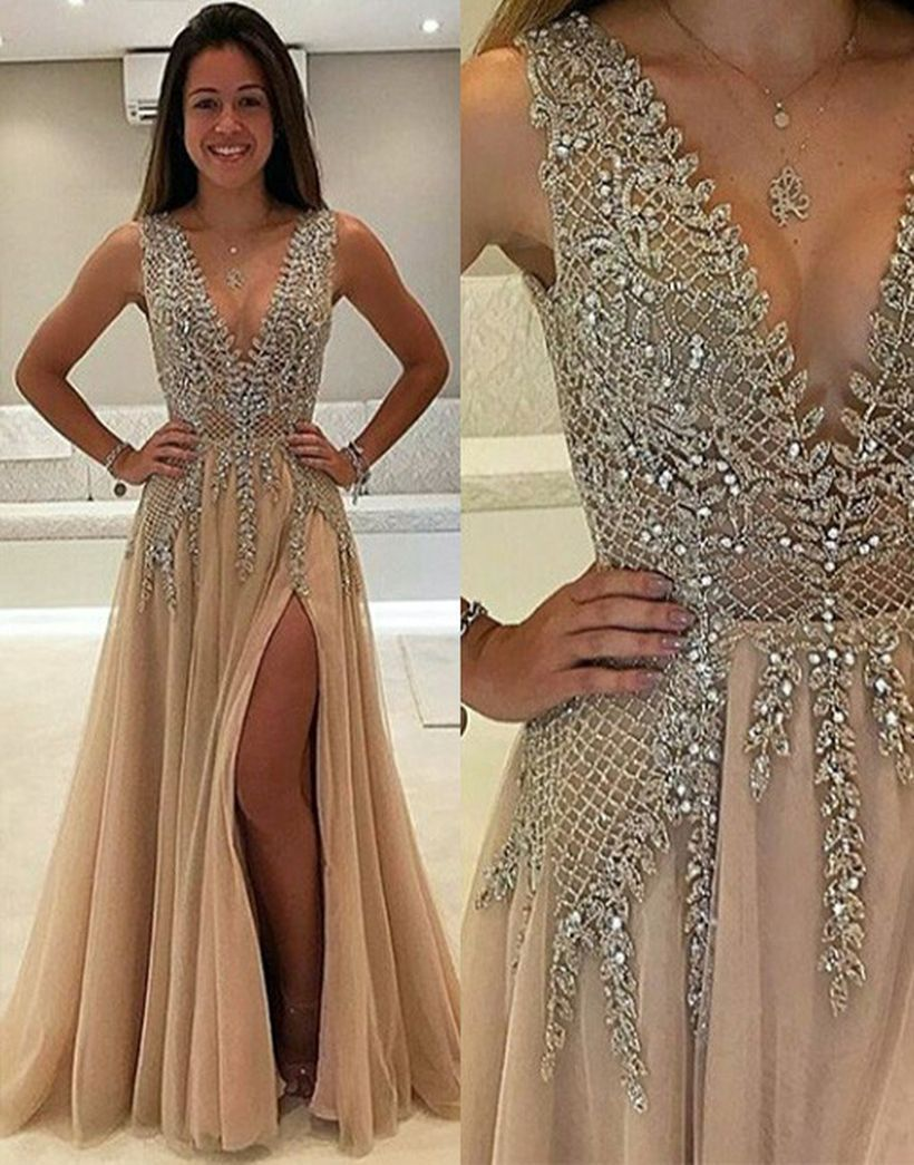 100 Stunning Prom Dresses for Teens Ideas 2017 that Must You See