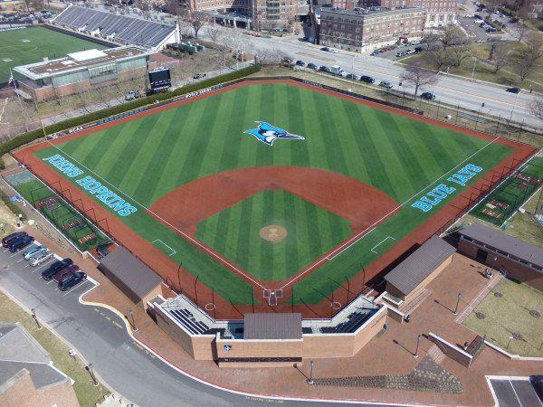 Babb Field At Stromberg Stadium John Hopkins Field Soccer Field Baseball Field