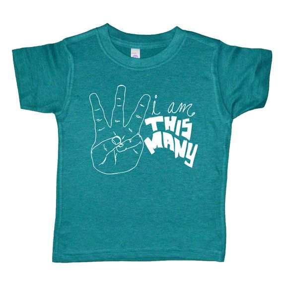 Hey, I found this really awesome Etsy listing at https://www.etsy.com/listing/221640378/i-am-this-many-kids-birthday-shirt-one