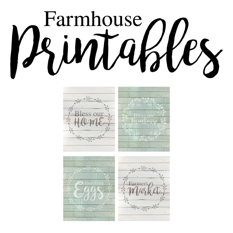 free farmhouse style printables free printable art printables farmhouse style on farmhouse kitchen quotes free printable id=70773