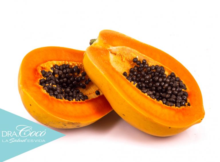 como tomar las pepas de papaya para adelgazar