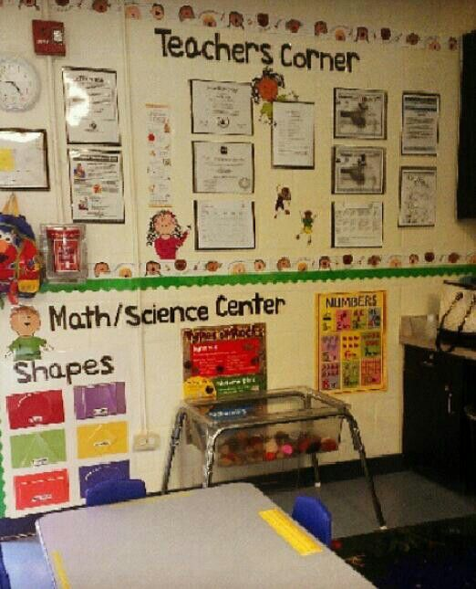 My toddler classroom center free hand cut letter  shapes chart also rh pinterest