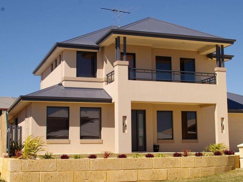 Trend Minimalist 2 Floor Home Design 2014