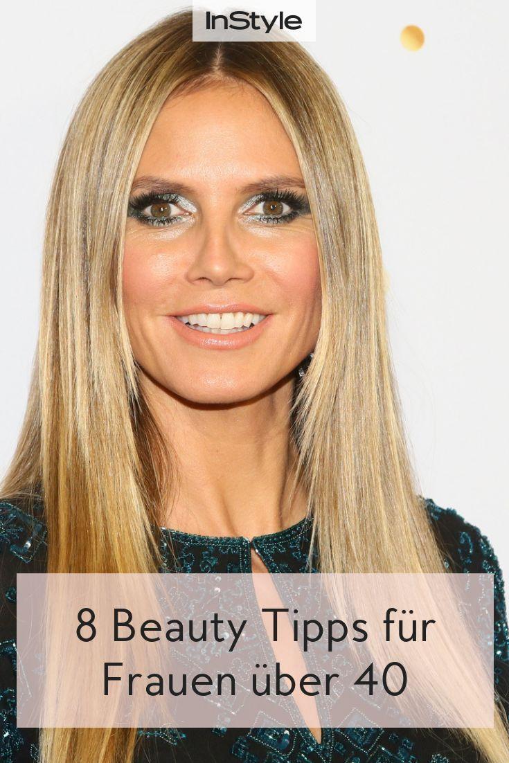 Visagistin verrät: 8 Beauty-Tipps für Frauen über 40